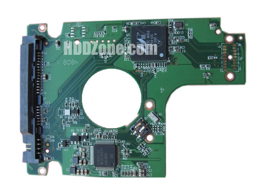 WD5000BEVT WD PCB 2060-701572-002 REV A