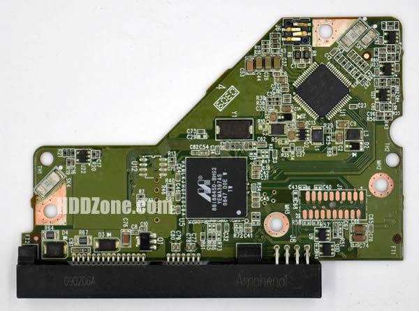 2060-771577-001 웨스턴 디지털 하드디스크 기판 WD PCB