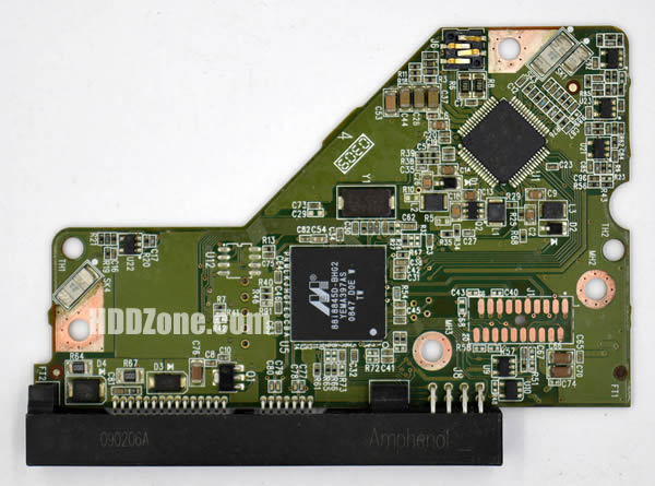 WD3200AAJS WD PCB 2060-771577-001