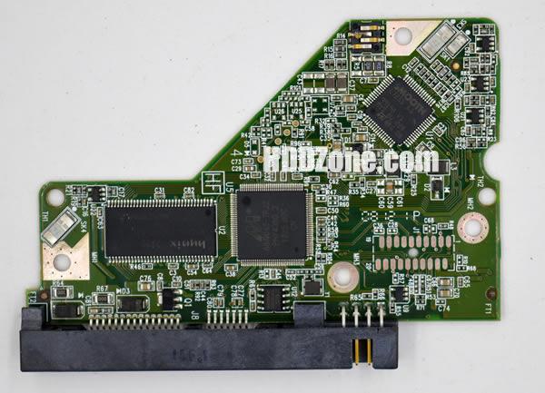 2060-771640-002 웨스턴 디지털 하드디스크 기판 WD PCB