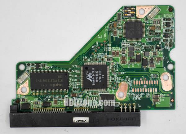 2060-701477-001 웨스턴 디지털 하드디스크 기판 WD PCB