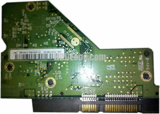 WD6400AAKS WD PCB 2060-701477-001 REV A