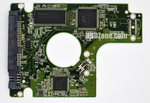2060-771692-005 REVA carte PCB disque dur western digital