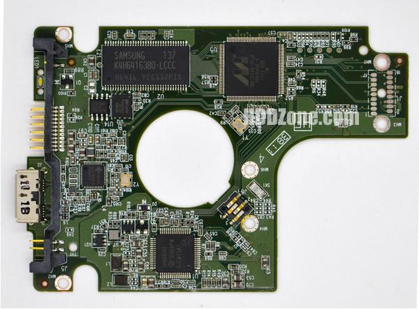 2060-771761-001 웨스턴 디지털 하드디스크 기판 WD PCB