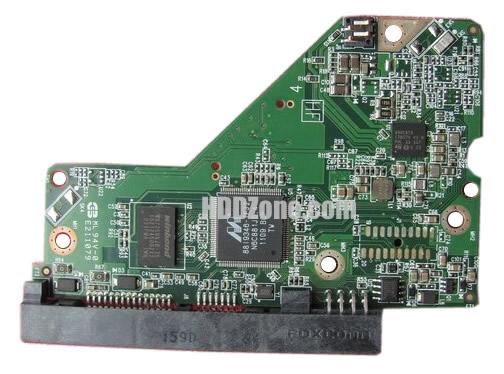 2060-701824-005 Festplatten Elektronik Controller Platine WD PCB