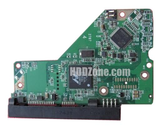 2060-701533-000 웨스턴 디지털 하드디스크 기판 WD PCB
