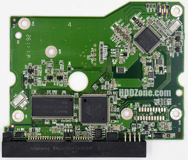 2060-771642-003 REV A carte PCB disque dur western digital