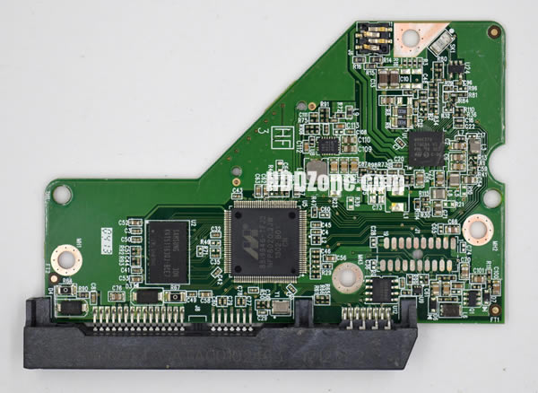 2060-771824-003 웨스턴 디지털 하드디스크 기판 WD PCB