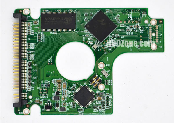 WD2500BEVE WD PCB 2060-701532-000