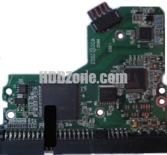 WD80EB WD PCB 2060-001127-003