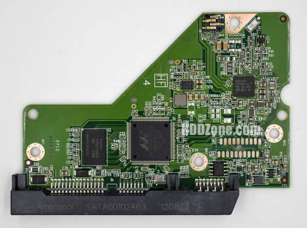 Western Digital 2TB SATA 3.5 Hard Drive WD20EARS-60MVWB0 DCM HHRNHTJMAB