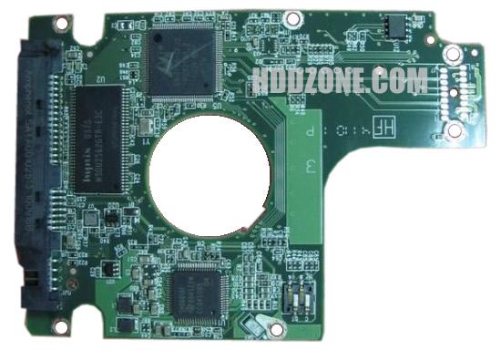 2060-771629-001 웨스턴 디지털 하드디스크 기판 WD PCB