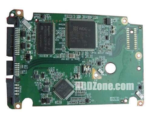 WD1500HLFS WD PCB 2060-701543-003