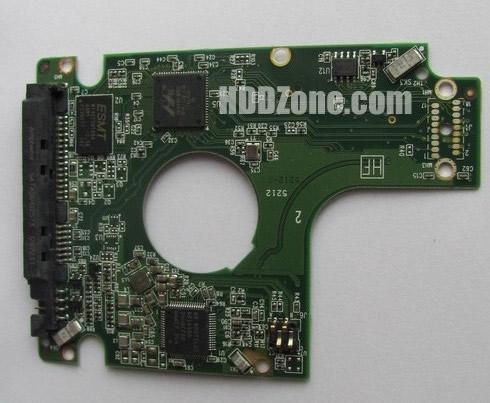 2060-771933-000 웨스턴 디지털 하드디스크 기판 WD PCB