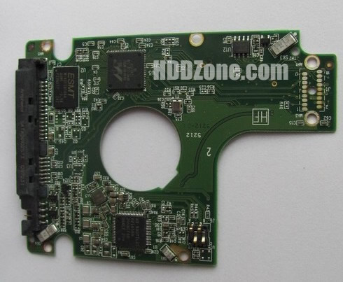 WD5000AADS WD PCB 2060-771933-000
