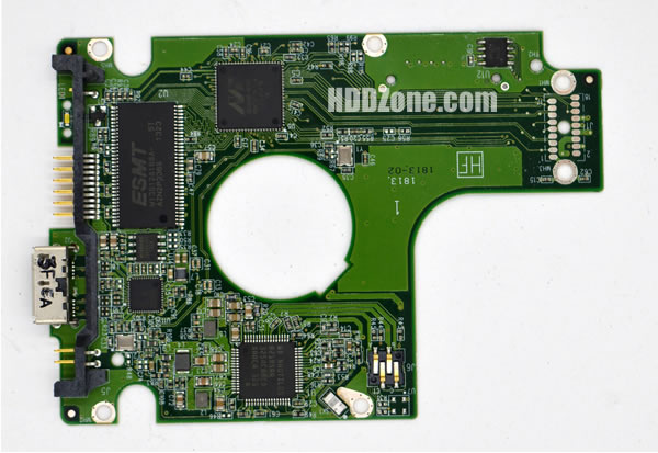 WD20NMVW WD PCB 2060-771961-000 REV P1