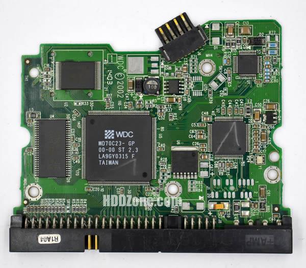 WD400BB WD PCB 2060-001129-001