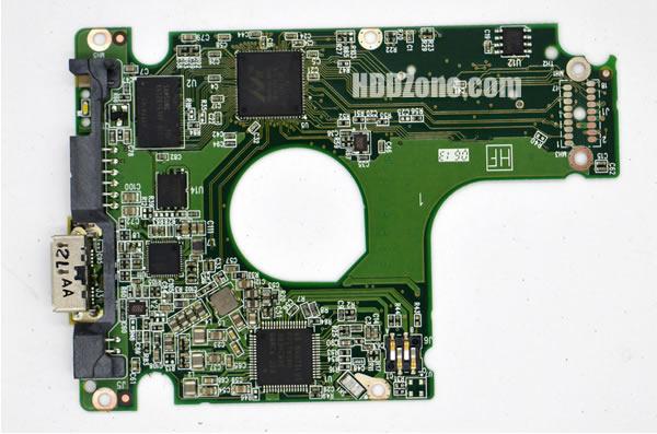 2060-771949-000 Festplatten Elektronik Controller Platine WD PCB
