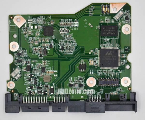 WD4000FYYZ WD PCB 2060-771822-002 REV A / REV P1
