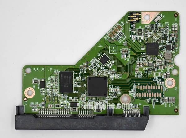 2060-771978-001 Festplatten Elektronik Controller Platine WD PCB