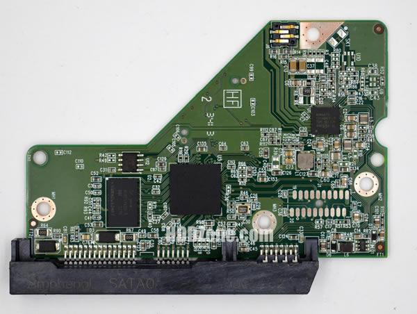 2060-771829-004 웨스턴 디지털 하드디스크 기판 WD PCB