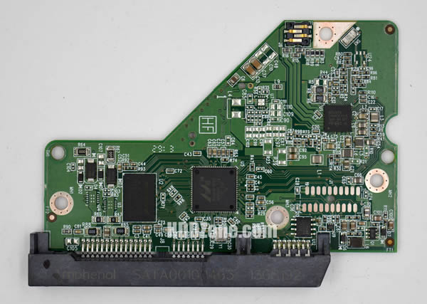 WD40EURX WD PCB 2060-771945-001 REV A / REV P1