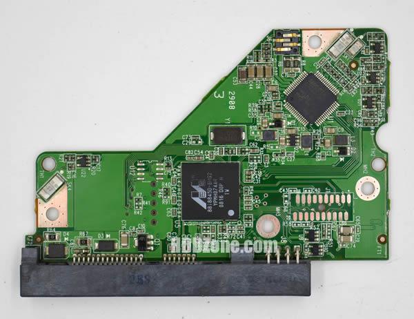 2060-771577-000 웨스턴 디지털 하드디스크 기판 WD PCB
