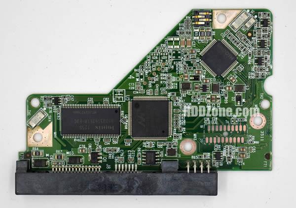 WD10EADX WD PCB 2060-771640-005