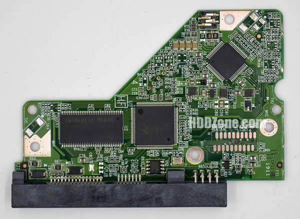 2060-771640-004 웨스턴 디지털 하드디스크 기판 WD PCB