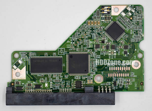 2060-771640-004 Festplatten Elektronik Controller Platine WD PCB