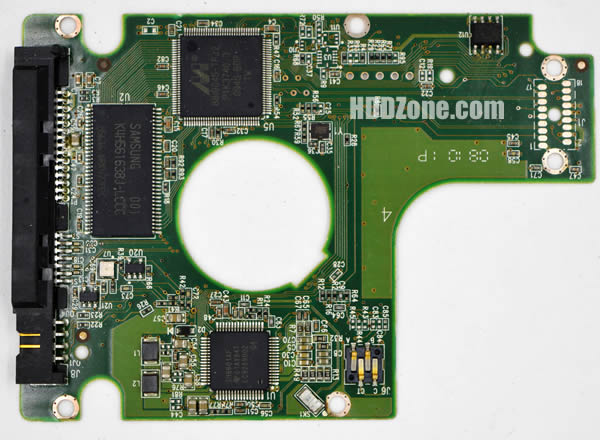 2060-771714-000 웨스턴 디지털 하드디스크 기판 WD PCB