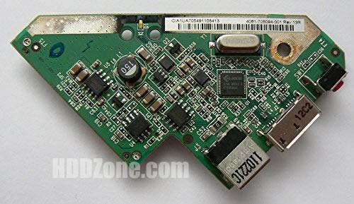 WDBACW0010HBK WD PCB 4060-705094-001