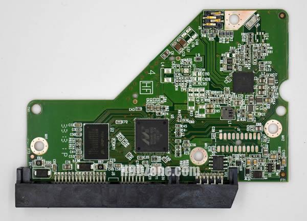 WD20EZRX WD PCB 2060-771945-000