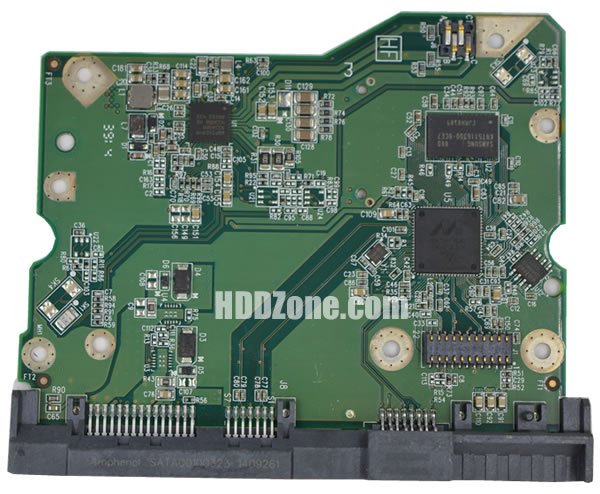 2060-800001-004 Festplatten Elektronik Controller Platine WD PCB