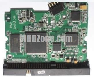 WD400JB WD PCB 2060-001189-003