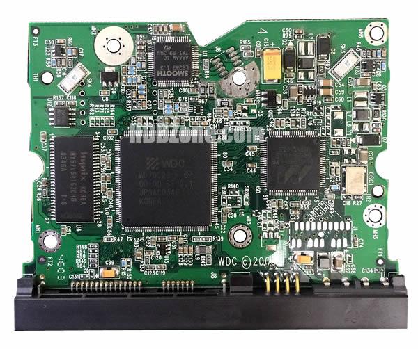2060-001213-004 Festplatten Elektronik Controller Platine WD PCB