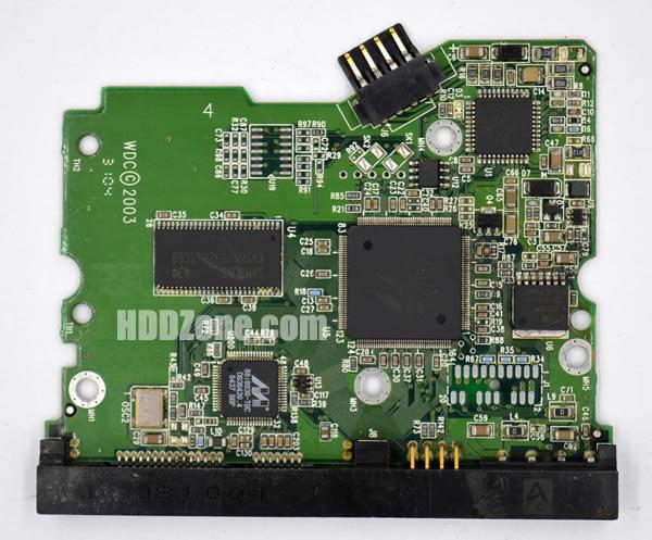 2060-001252-000 웨스턴 디지털 하드디스크 기판 WD PCB