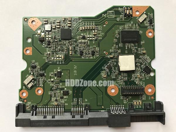 WD 2060-800001-005 PCB