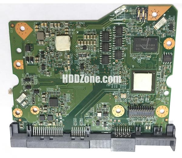 WD 2060-800002-007 PCB