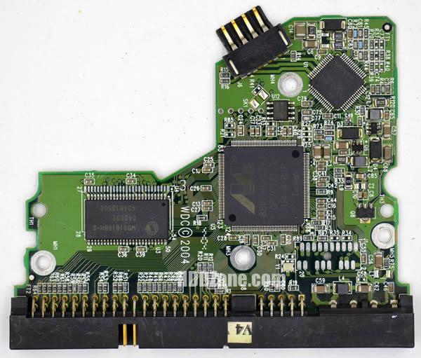 WD400JB WD PCB 2060-001292-000 REV A
