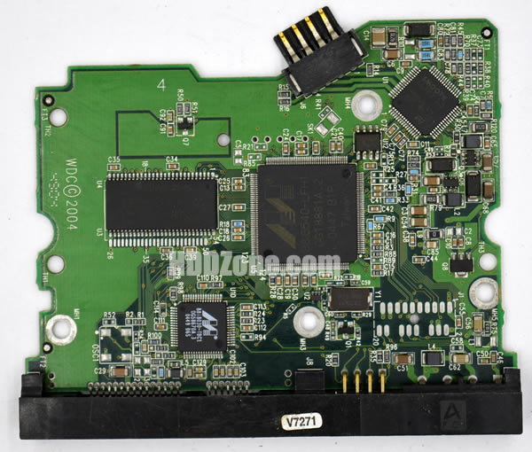 2060-001293-001 웨스턴 디지털 하드디스크 기판 WD PCB