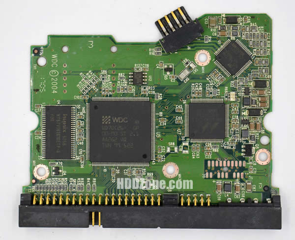 2060-701266-001 REV A carte PCB disque dur western digital