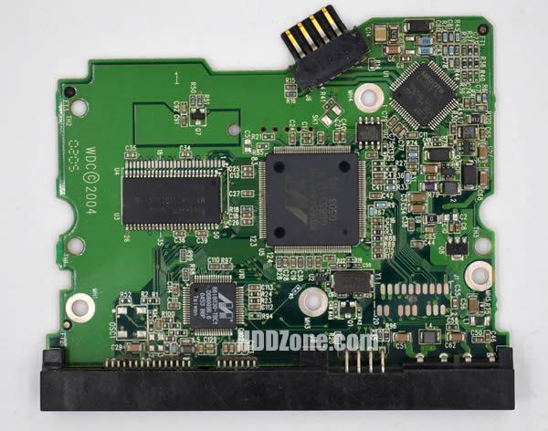 2060-701293-001 REV A carte PCB disque dur western digital