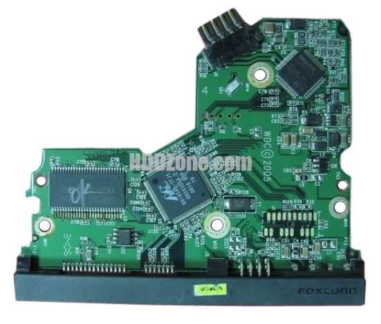2060-701335-002 웨스턴 디지털 하드디스크 기판 WD PCB