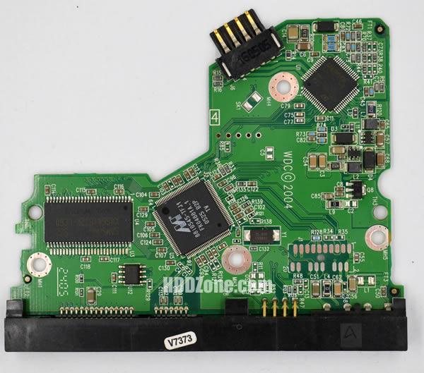 2060-701335-003 REV A carte PCB disque dur western digital