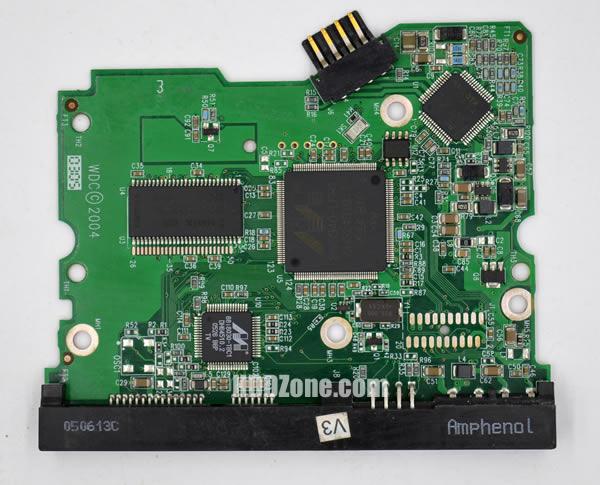 2060-701336-003 REV A carte PCB disque dur western digital
