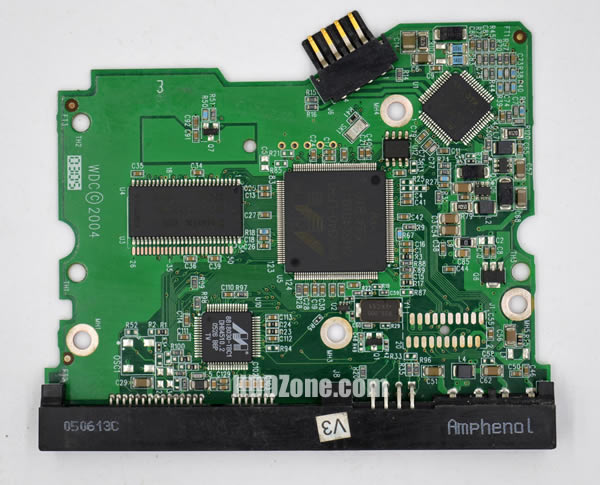 WD3200SD WD PCB 2060-701336-003 REV A