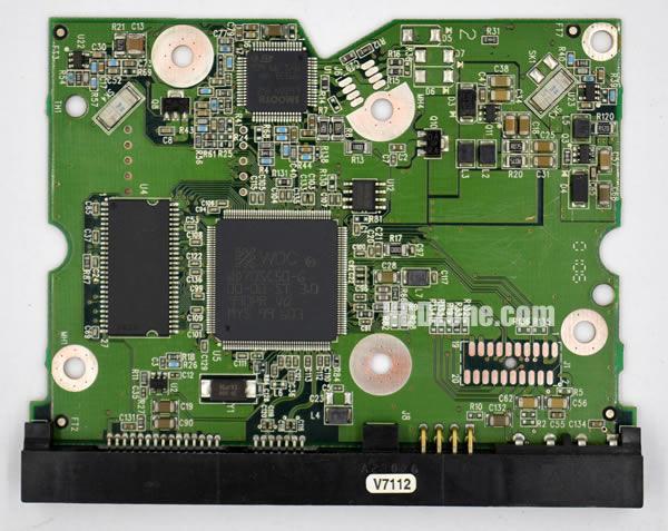 WD1500AHDF WD PCB 2060-701384-002 REV A