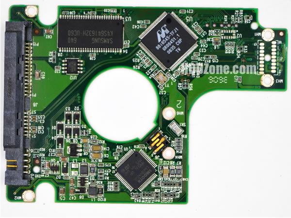 2060-701424-007 웨스턴 디지털 하드디스크 기판 WD PCB