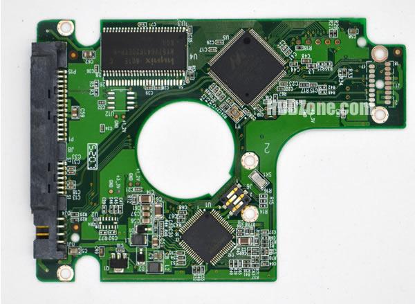 2060-701450-011 Festplatten Elektronik Controller Platine WD PCB